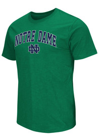Colosseum Notre Dame Fighting Irish Green Mason Tee