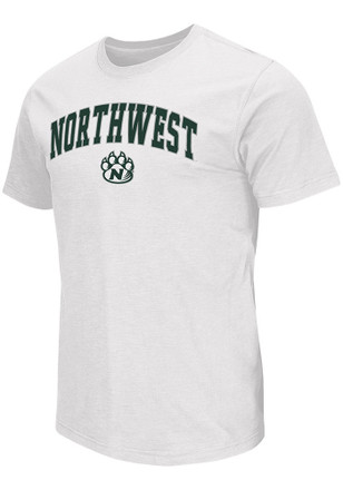 Colosseum Northwest Missouri State Bearcats Mens White Mason Tee
