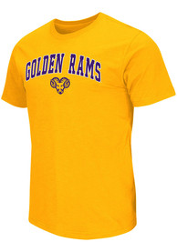 Colosseum West Chester Golden Rams Gold Mason Tee