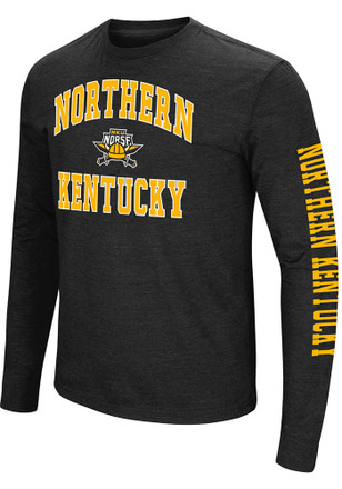 Colosseum Northern Kentucky Norse Mens Black Jackson Tee