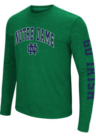 Colosseum Notre Dame Fighting Irish Green Jackson Tee