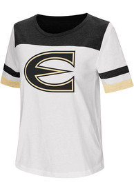 Colosseum Emporia State Hornets Womens White Show Me The Money T-Shirt