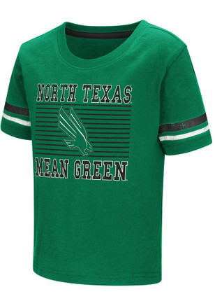 Colosseum North Texas Mean Green Toddler Green Qualifier T-Shirt