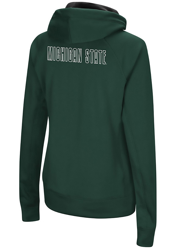 Colosseum Michigan State Spartans Womens Green Medley Long Sleeve ...
