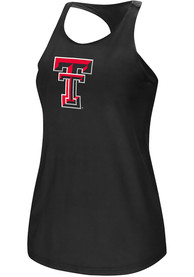 Texas Tech Red Raiders Womens Colosseum Preliminary Tank Top - Red