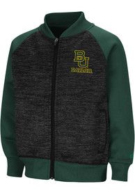 Baylor Bears Toddler Colosseum Goonies Full Zip Sweatshirt - Black