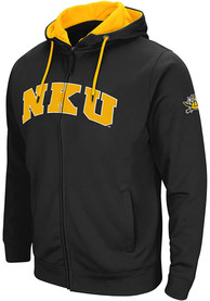 Northern Kentucky Norse Colosseum Classic Full Zip Jacket - Black
