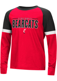 Cincinnati Bearcats Youth Colosseum Ollie T-Shirt - Red