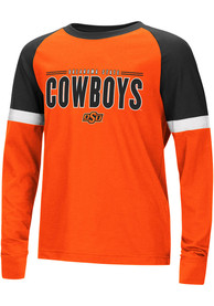 Oklahoma State Cowboys Youth Colosseum Ollie T-Shirt - Orange