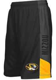 Missouri Tigers Youth Colosseum Strike Shorts - Black