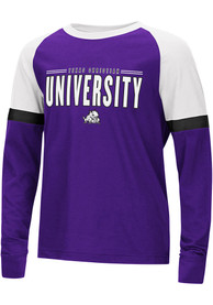 TCU Horned Frogs Youth Colosseum Ollie T-Shirt - Purple