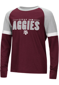 Texas A&M Aggies Youth Colosseum Ollie T-Shirt - Maroon