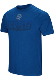 Colosseum Grand Valley State Lakers Blue ELECTRICITY Tee