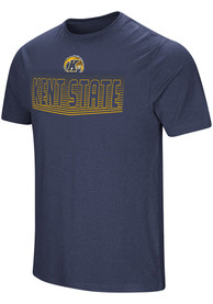 Kent State Golden Flashes Colosseum Electricity T Shirt - Navy Blue