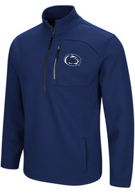 Penn State Nittany Lions Colosseum Townie 1/4 Zip Pullover - Navy Blue