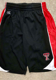 Texas Tech Red Raiders Youth Colosseum Vector Shorts - Red