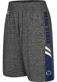 Penn State Nittany Lions Youth Colosseum Summer School Shorts - Charcoal