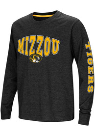 Missouri Tigers Youth Colosseum Spike T-Shirt - Black