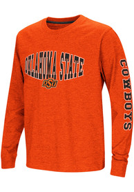 Oklahoma State Cowboys Youth Colosseum Spike T-Shirt - Orange