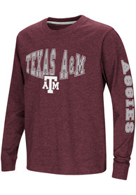 Texas A&M Aggies Youth Colosseum Spike T-Shirt - Maroon