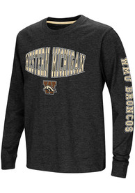 Western Michigan Broncos Youth Colosseum Spike T-Shirt - Brown