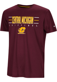 Central Michigan Chippewas Youth Colosseum Anytime Anywhere T-Shirt - Maroon