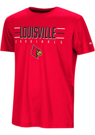 Louisville Cardinals Youth Colosseum Anytime Anywhere T-Shirt - Red