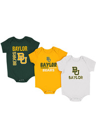 Baylor Bears Baby Green Ahhhhh One Piece