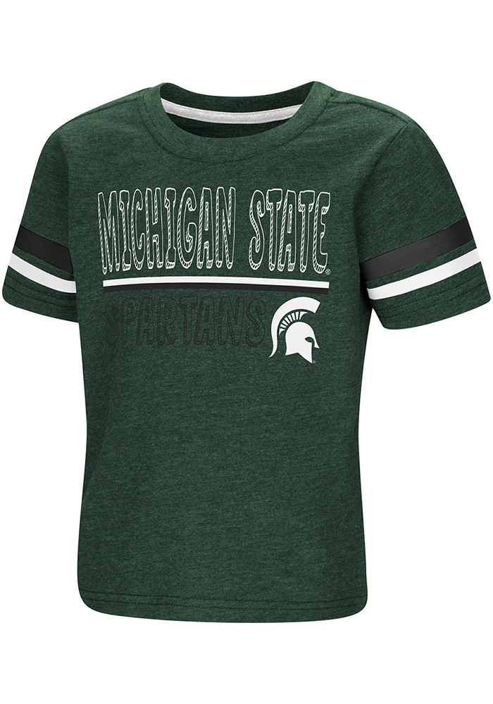 Michigan State Spartans Toddler Colosseum You Rang T-Shirt - Green