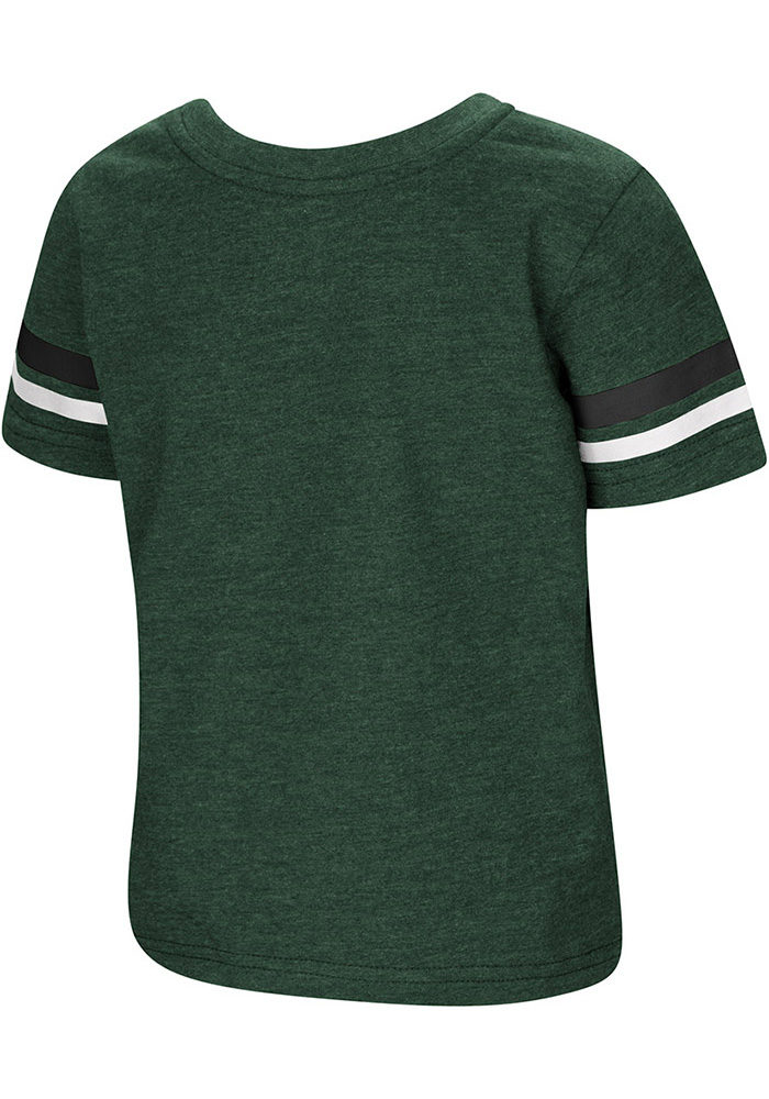 Colosseum Michigan State Spartans Toddler Green You Rang Short Sleeve T-Shirt - Image 2