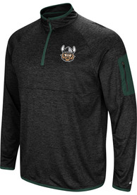 Cleveland State Vikings Colosseum Amnesia 1/4 Zip Pullover - Charcoal