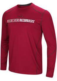 Arkansas Razorbacks Colosseum Bayous T-Shirt - Cardinal