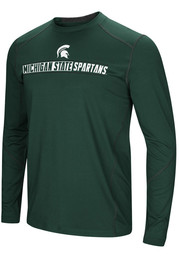 Colosseum Michigan State Spartans Green Bayous Tee