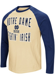 Notre Dame Fighting Irish Colosseum Cajun T Shirt - Green