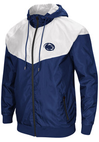 Penn State Nittany Lions Colosseum Galivanting Light Weight Jacket - Navy Blue
