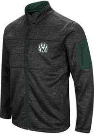 Northwest Missouri State Bearcats Colosseum Glacier Medium Weight Jacket - Black