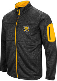 Wichita State Shockers Colosseum Glacier Medium Weight Jacket - Black
