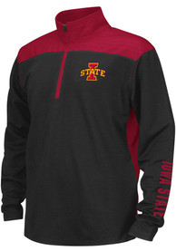 Iowa State Cyclones Youth Colosseum In The Vault Quarter Zip - Cardinal