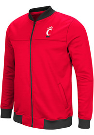 Cincinnati Bearcats Colosseum Sack The QB Track Jacket - Red