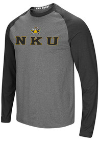 Colosseum Northern Kentucky Norse Charcoal Social Skills Tee