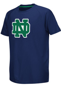 Notre Dame Fighting Irish Youth Colosseum Kramer T-Shirt - Navy Blue