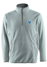 Villanova Wildcats Antigua Ice 1/4 Zip Pullover - Grey