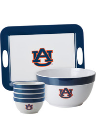 Auburn Tigers 6-Piece Gift Set Serving Tray
