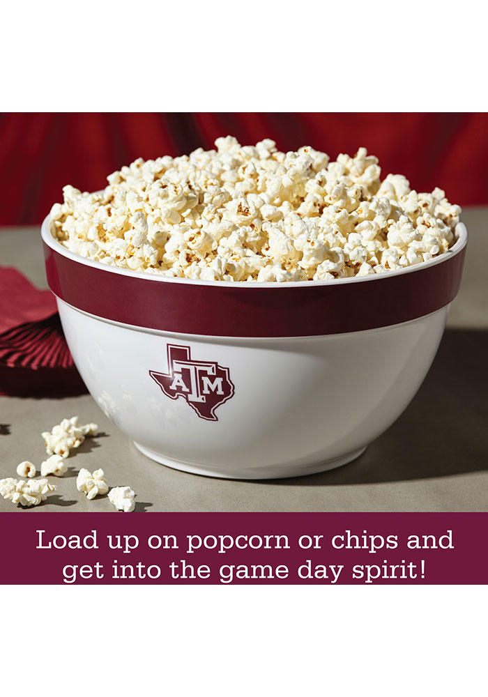 Texas A&M Aggies 6-Piece Gift Set Serving Tray - Image 3