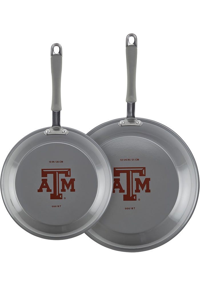 Texas A&M Aggies 2-Piece Frying Pan Gift Set Other - Image 1