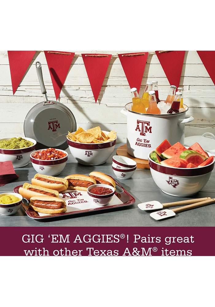 Texas A&M Aggies 3-Piece Bowl Set Other - Image 4