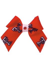 Texas Tech Red Raiders Red Pet Bow
