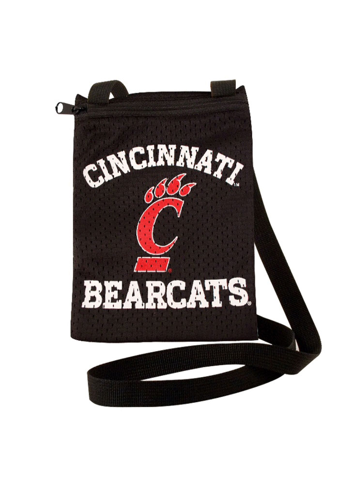 Cincinnati Bearcats Game Day Pouch Womens Purse - Image 1