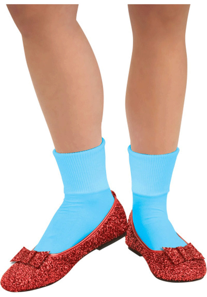 Dorothy Wizard of Oz Adult Ruby Slippers - Image 1