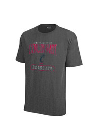 Cincinnati Bearcats Charcoal #1 Design Tee
